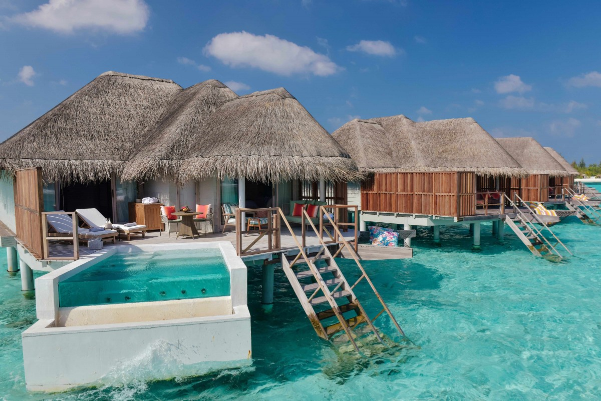 Another Level Of Luxury By Kanuhura Maldives New Private