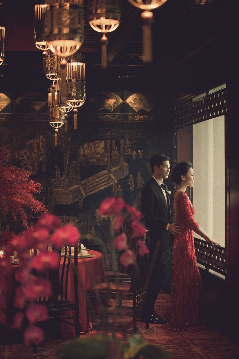 Mandarin Oriental Hong Kong Calling Out Couples To The ...
